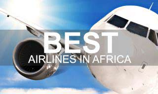 Top 10 Airlines in Africa