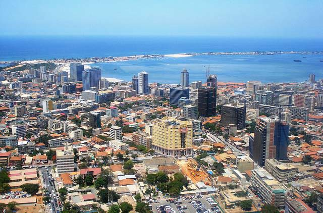 an inside look at the african country of angola The angolan capital of luanda, the  the country that plundered the african state for more than  which at 25 storeys is the highest in angola inside.