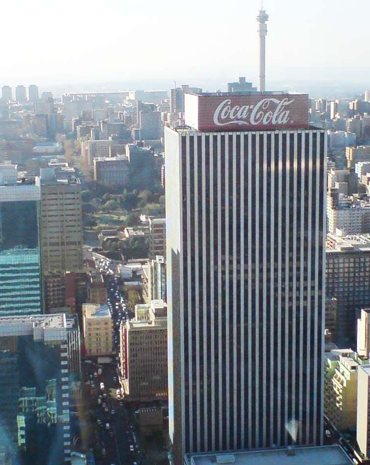Marble Towers, Johannesburg