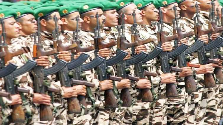Moroccan Army