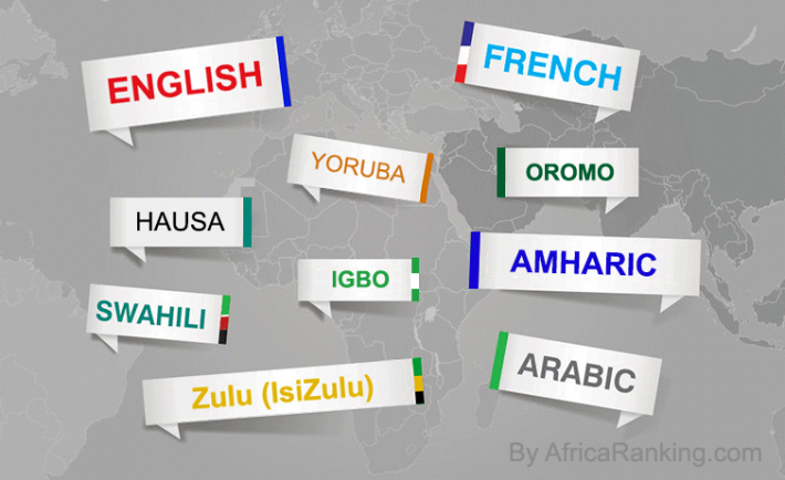 These Are The Top Most Spoken Languages In Africa How Africa - Top 10 speaking languages