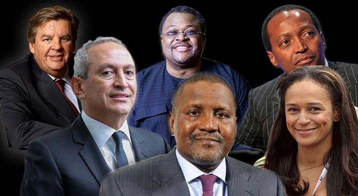 List of top 20 richest man in south africa