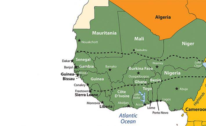 West African Countries