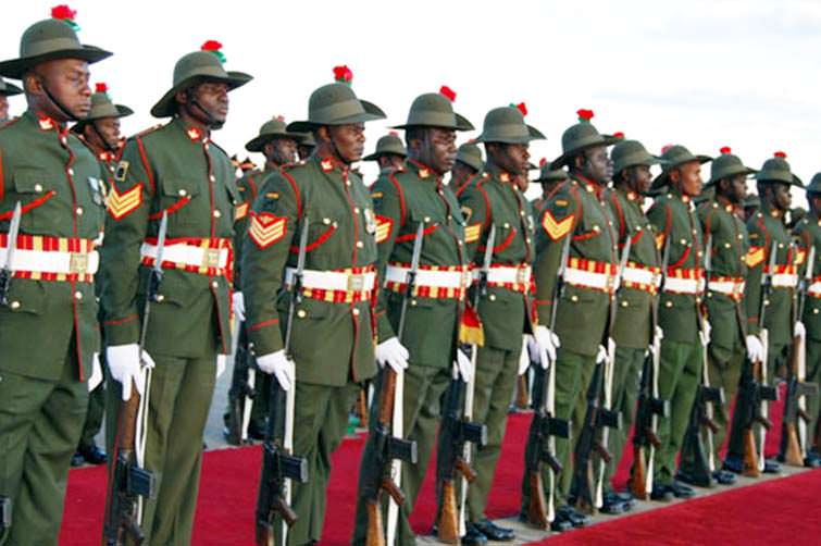 Top Most Powerful Militaries In Africa - World's most powerful military countries 2015