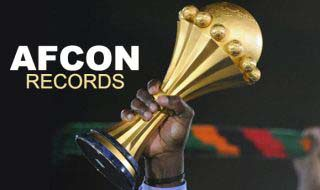 Africa Cup of Nations All Time Records