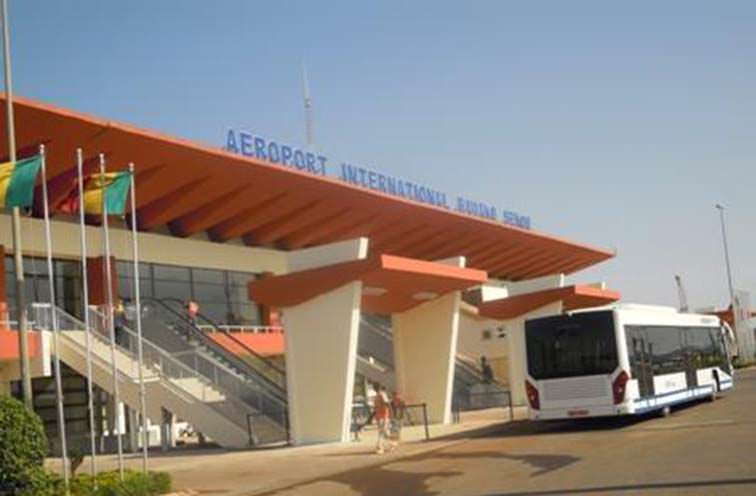 Bamako–Sénou International Airport