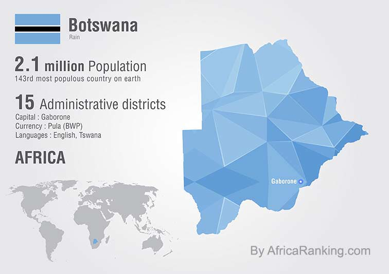English speaking african countries botswana map gumiabroncs Image collections