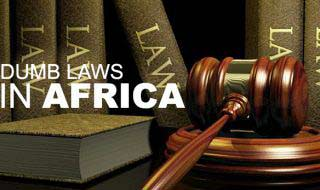 Dumb African Laws