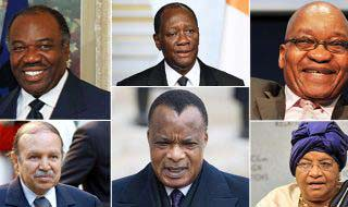 Highest Paid Presidents in Africa