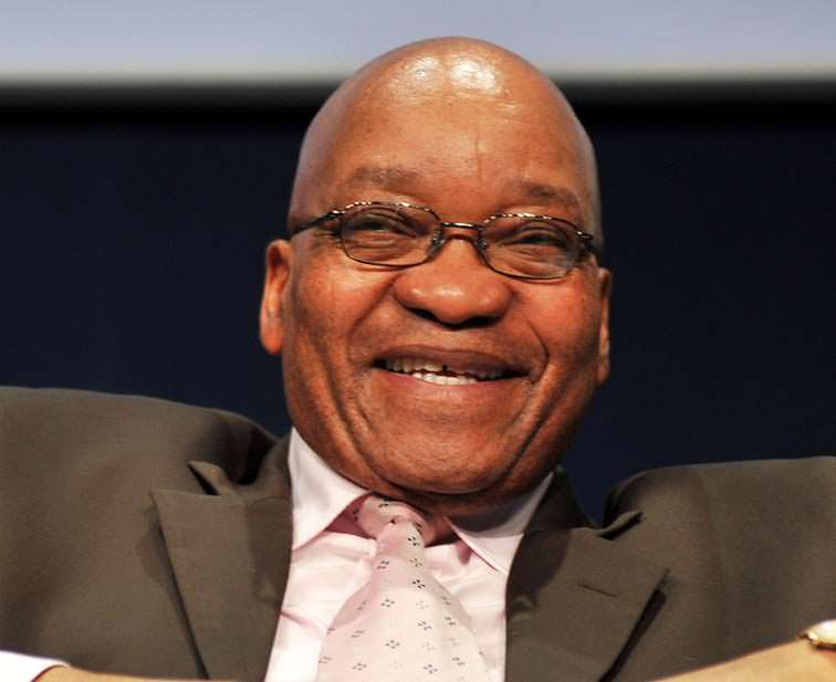 Jacob Zuma - Top 15 Highest Paid African Presidents 2017