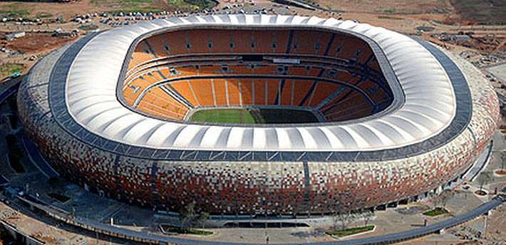 Top 10 Largest Stadiums In Africa 2016