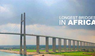 Top 10 Longest Bridges in Africa