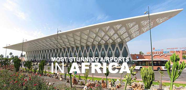 Top Most Beautiful Airports In Africa - 10 most beautiful airports in the world