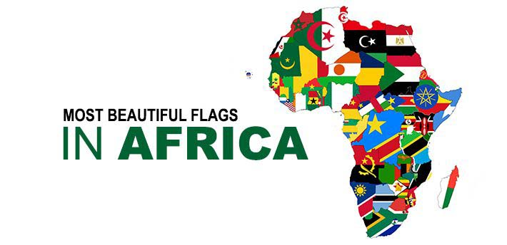 Top 10 most beautiful african flags 2016 for Fun facts about countries around the world
