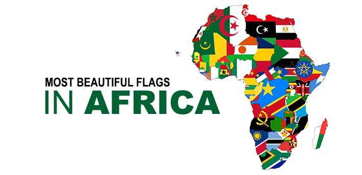 Top 10 Most Beautiful African Flags 2016