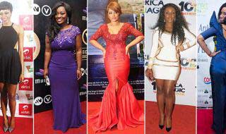 Most Beautiful Ghanaian Actresses