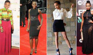 Most Beautiful Kenyan Actresses