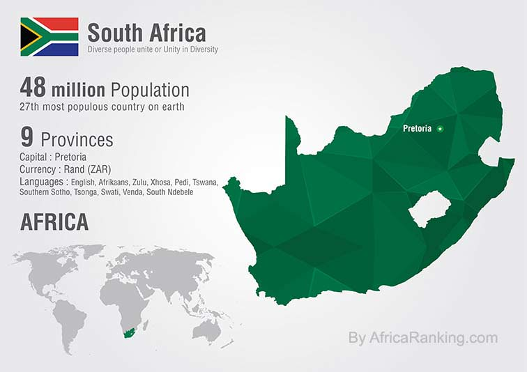 information about republic of south africa South africa - information technologysouth africa - information technology this is a best prospect industry sector for this country includes a market overview and.