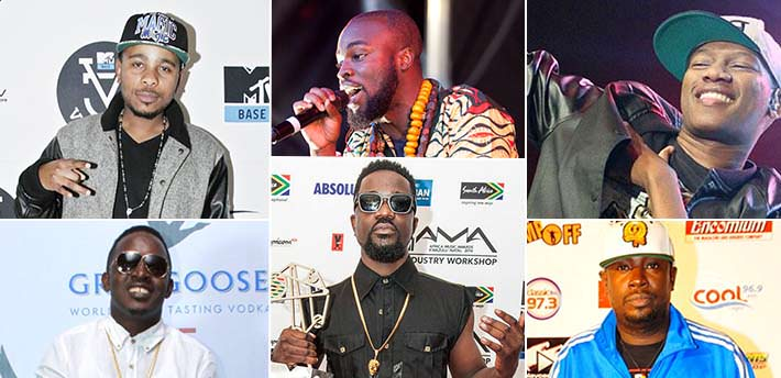 Top 10 African Rappers 2017