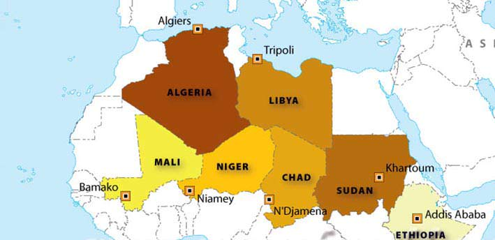 Name All Countries of Africa Ranking Interesting Facts About Africa