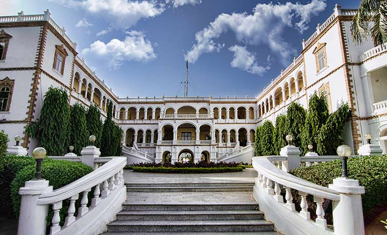 best african palaces