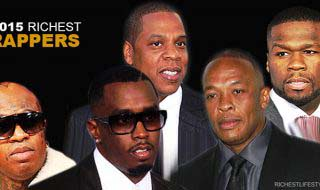 Forbes Richest Rappers 2015