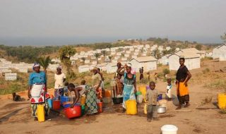 Mishamo refugee camp