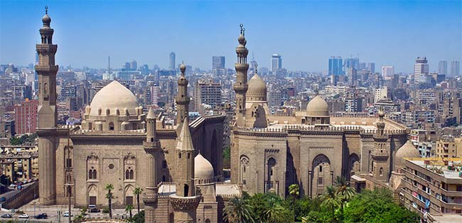 Cairo biggest city in Egypt second biggest city in Africa