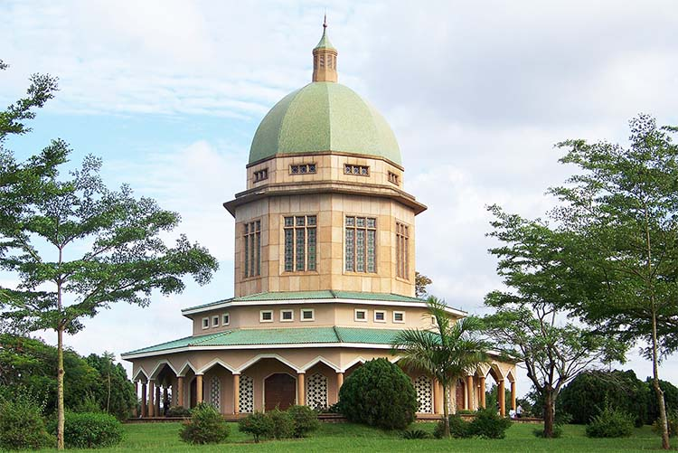 Baha'i House of Worship, Kampala, Uganda